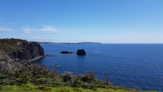 Port Rexton, Canada: Skerwink Trail towards the end