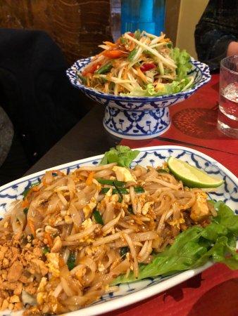Restaurant ayothaya dans paris avec cuisine tha for Ayothaya thai cuisine