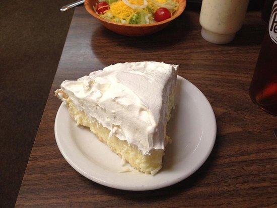 West union cafe west union illinois: Save room for pie