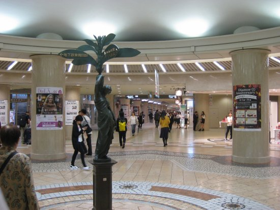 Diamor, Osaka