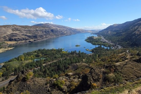 Mosier, OR: The perfect CRG photo