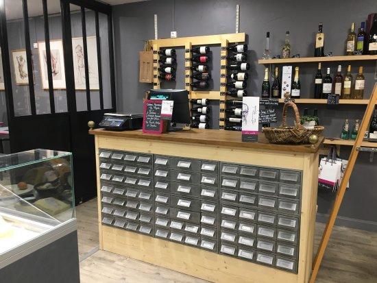 Tarare, Francia: The Comptoir