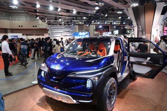 Ariake, Nhật Bản: Tokyo Motor Show