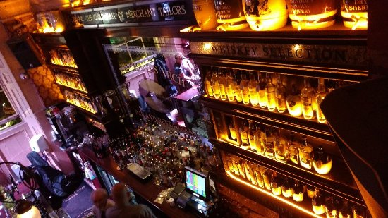 Merchants Arch Bar And Restaurant Dublin