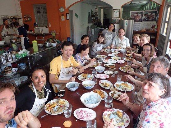 Kursus masak Pickles & Spice (Asinan & Rempah)
