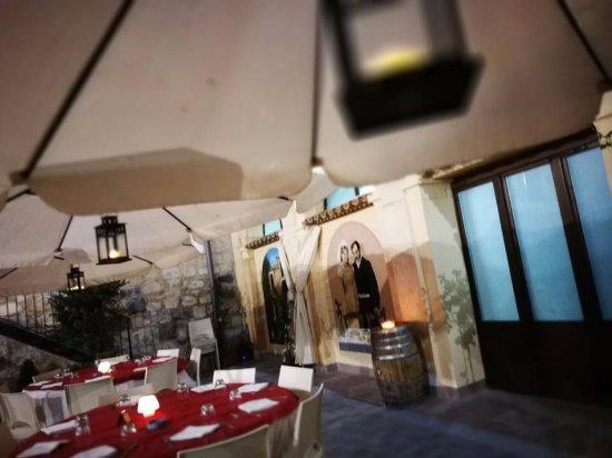 Vizzini, Италия: Il chiostro