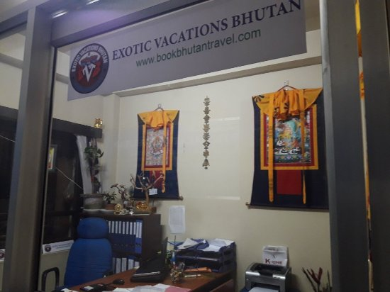 Exotic Vacations Bhutan