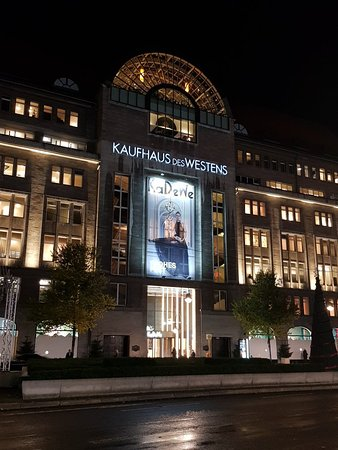 kaufhaus des westens kadewe berlin germany top tips before you go with photos tripadvisor. Black Bedroom Furniture Sets. Home Design Ideas