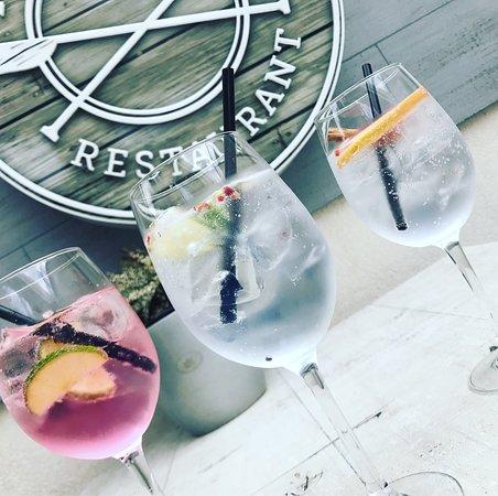 Ta' Xbiex, Malta: Gin cocktails
