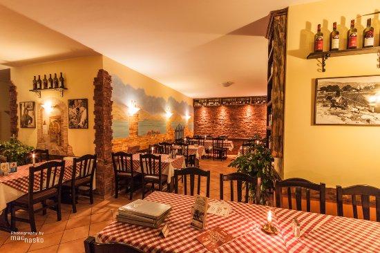 Ambiente, Restaurant Hellas in Teltow