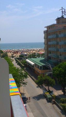 Hotel Bembo: Vista dalla camera