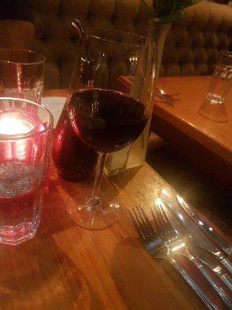 Azurro Restaurant London