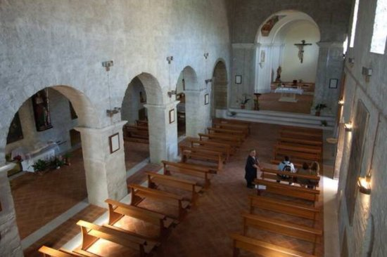 Pietrapertosa, Itália: Chiesa di San Giacomo