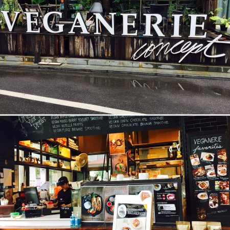 photo0.jpg - Picture of Veganerie Concept, Bangkok ...