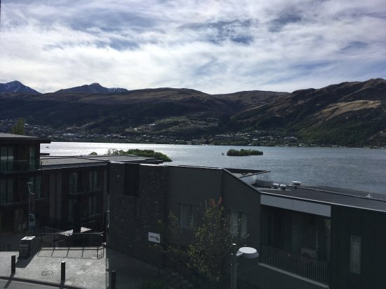 DoubleTree by Hilton Hotel Queenstown: View