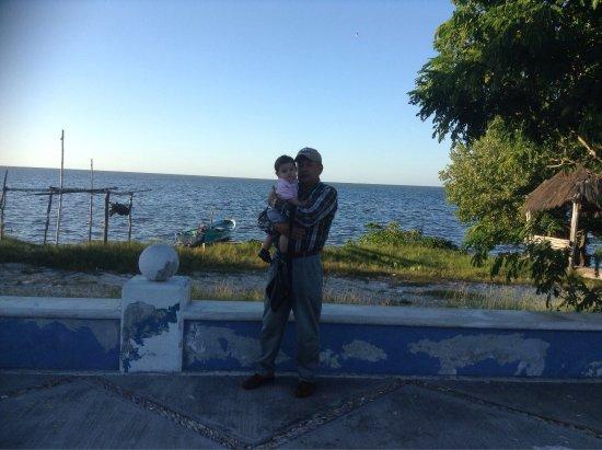 Campeche, México: Es un orgullo para los campechanos tener tan Hermoso malecón y ser un lugar de convivencia famil
