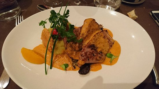Restaurant grill courtepaille dans issoire avec cuisine for Restaurant issoire le jardin