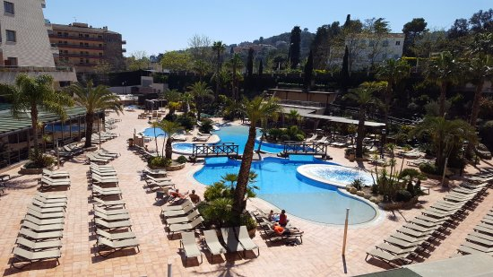 Golden Bahia de Tossa : piscina