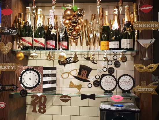 Celebrate New Years Eve At The Shakespeare