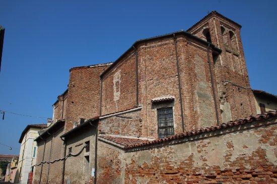Sabbioneta, Italy: Chiesa del Carmine