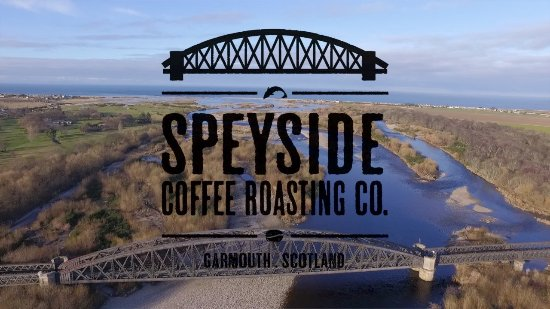 Speyside Coffee, Our Roastery based at the Garmouth Hotel