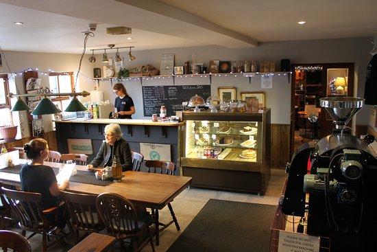 Garmouth, UK: Roastery Cafe