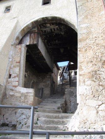 Magliano de' Marsi, Italy: Scorcio