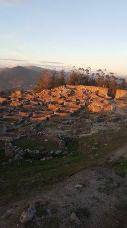 A Guarda, Spain: Santa Tecla Celtic Village