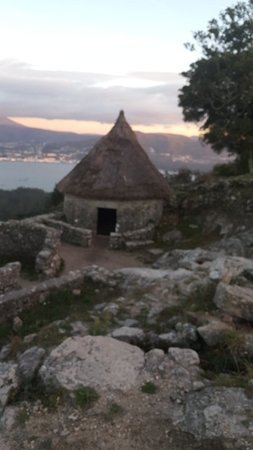 A Guarda, Spain: Santa Tecla Celtic Village