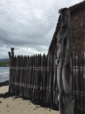 Pu'uhonua O Honaunau National Historical Park: photo3.jpg