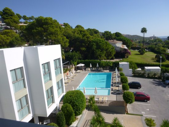 Hotel jardin de bellver updated 2017 reviews price for Hotel jardin oropesa