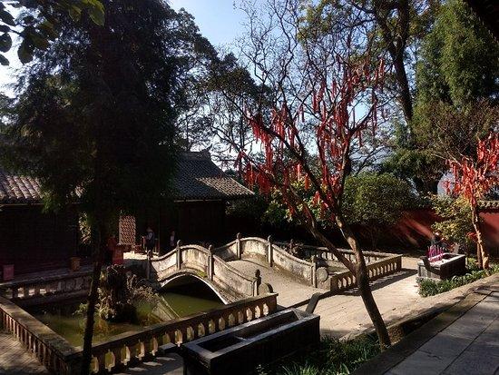 Jiangyou, China: Doutuan Mountain