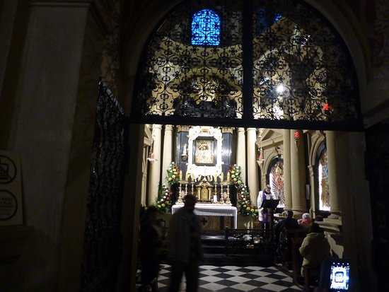 Kalwaria Zebrzydowska, Polska: マリア礼拝堂