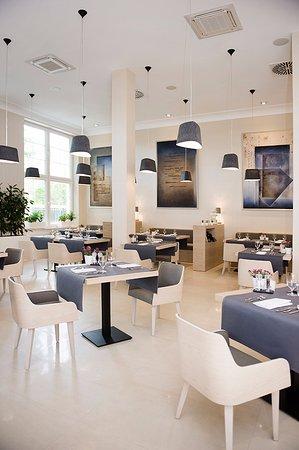 Lancut, Poland: Restauracja Pergola