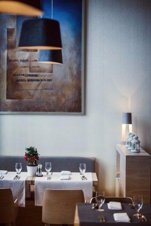 Lancut, Polen: Restauracja Pergola