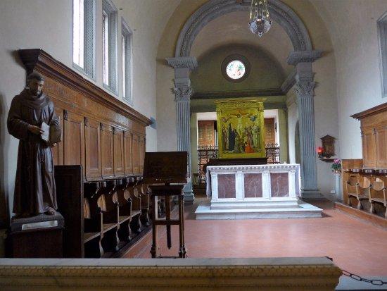 Fiesole, Italia: chapel