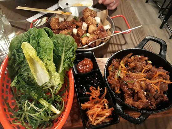 Another Great Restaurant In North Hobart Review Of Kalbi Korean Restaurant Hobart Australia Tripadvisor