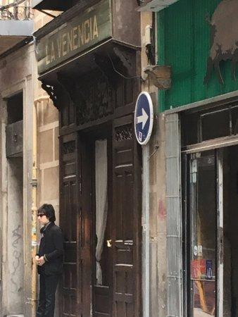 La Venencia: Only photo I could get!