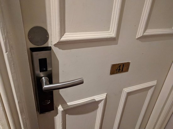 ريم هوتل: Camere con chiave wireless
