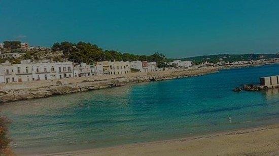 Santa Maria al Bagno, Italie : Spiaggia