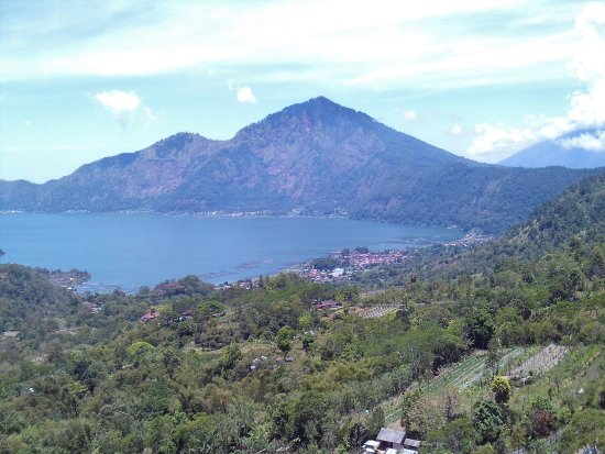 Batur Sari Restaurant: Lake Batur 2