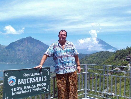 Batur Sari Restaurant: A satisfied lunch visitor