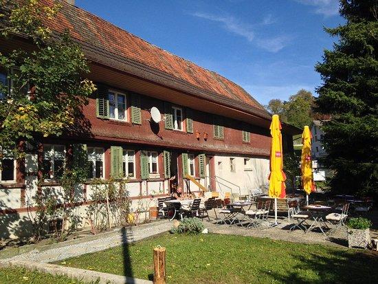 Canton of Thurgau, Switzerland: Das wunderschöne Rosengarterl!