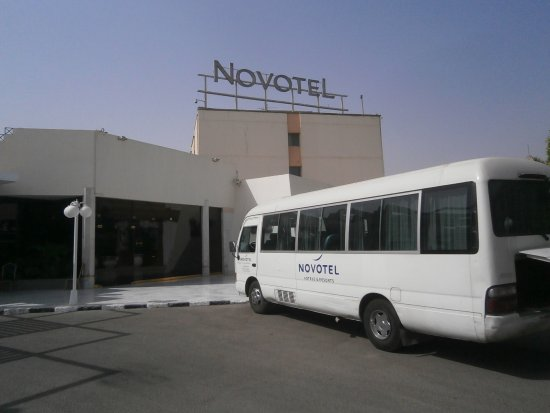 Foto de Novotel Cairo Airport