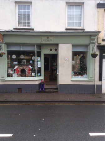 Usk, UK: Little Welly Gifts