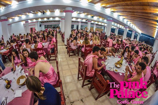The Pink Palace Photo