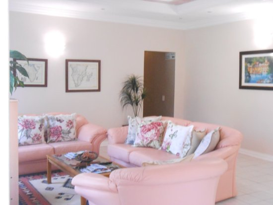 Vryheid, South Africa: Other side of the Lounge