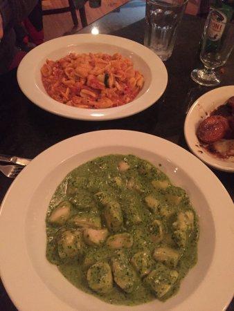 Italian Restaurant Pesto  S Broad St