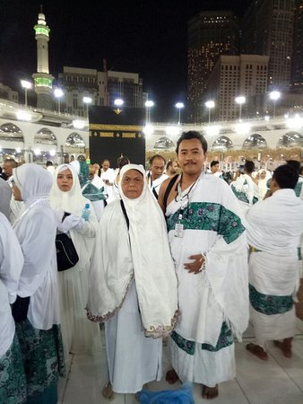 alhamdulillah, I come here - Picture of Kaaba, Mecca