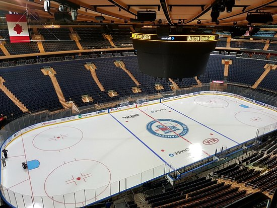 Iconic Madison Square Garden Photo De Madison Square Garden All Access Tour New York